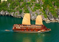 Halong Ginger Cruise 2 Days