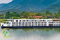 Upstream Saigon To Siem Reap by RV Amalotus Cruise