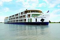 Downstream Siem Reap To Saigon by RV Amalotus Cruise