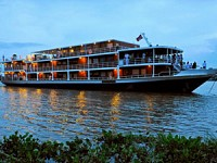 Saigon – Siem Reap 8 Days by RV Indochine Cruise