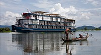 Siem Reap – Phnom Penh 5 Days By RV Jayavarman Cruise