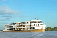 Upstream Saigon To Siem Reap by La Marguerite Cruise