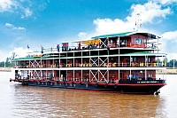 Upstream Saigon To Siem Reap by RV Pandaw Cruise