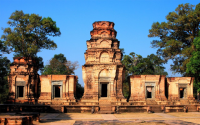 Cambodia Highlighted Holiday